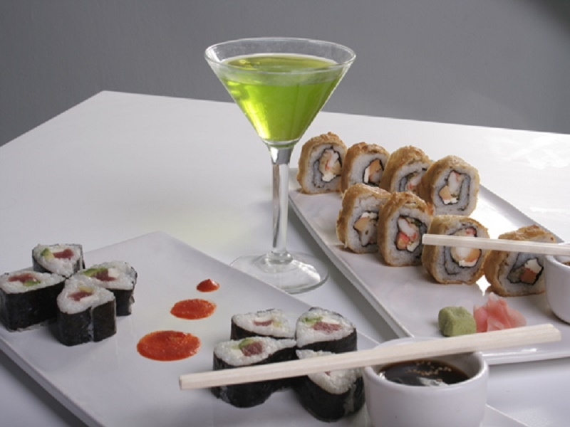Sushi and Martini Bar